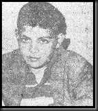 Αυτός είναι ο μαθητής Βασίλης Πεσλής που δολοφονήθηκε από τη χούντα στις 21/4/1967.