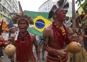 maracana-privatization-protest