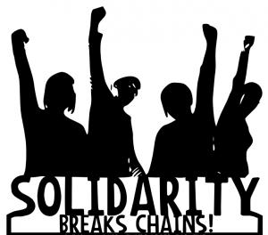 solidarity-breaks-chains
