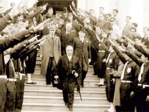 Αυτός ήταν ο «πατριώτης» που είπε το «Όχι» κατά του ναζισμού και του φασισμού;…
