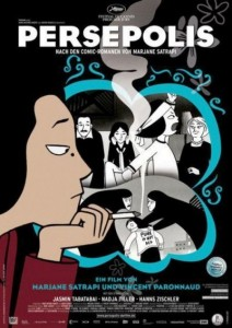 persepolis film poster German