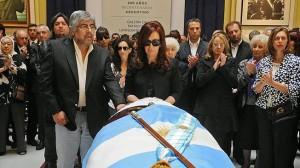 Moyano+en+el+Funeral+de+Kirchner