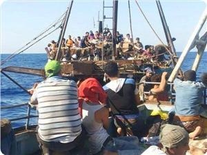 παλαιστινιοι ναυαγιο
