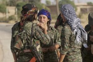 KobaneWomen