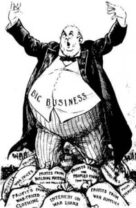 capitalist-greed